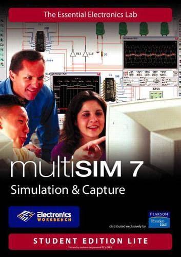 9780131703032: Multisim 7: Simulation & Capture