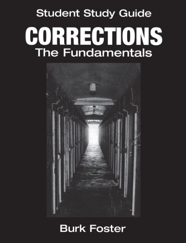 9780131703049: Student Study Guide: Corrections The Fundamentals