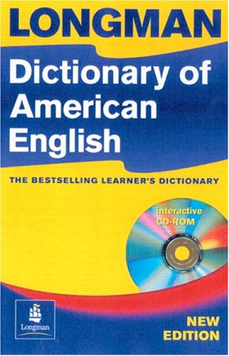 9780131703445: Longman Dictionary of American English with Thesaurus and CD-ROM, Third Edition