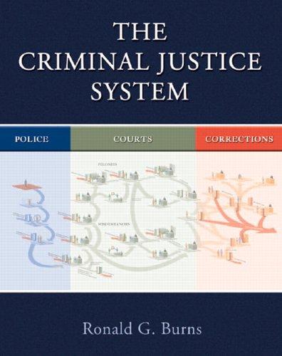 9780131705074: The Criminal Justice System