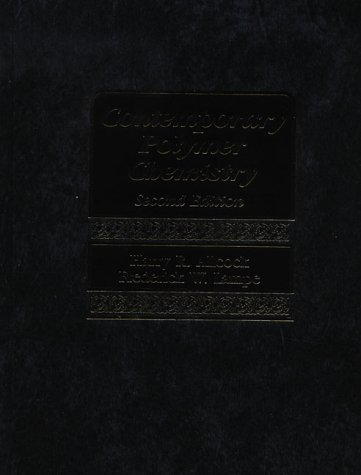 9780131705494: Contemporary Polymer Chemistry