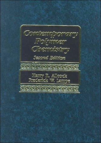 9780131705494: Contemporary Polymer Chemistry (2nd Edition)