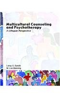 Multicultural Counseling and Psychotherapy: A Lifespan Perspective: Leroy G Baruth,
