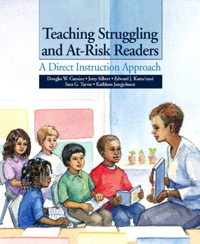 9780131707320: Teaching Struggling and At-Risk Readers: A Direct Instruction Approach