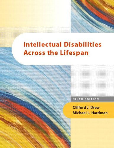 9780131707344: Intellectual Disabilities Across the Lifespan (9th Edition)