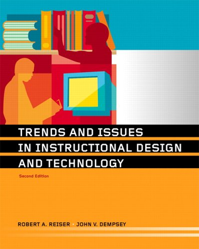 9780131708051: Trends and Issues in Instructional Design and Technology