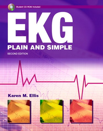 9780131708143: EKG Plain and Simple (2nd Edition)