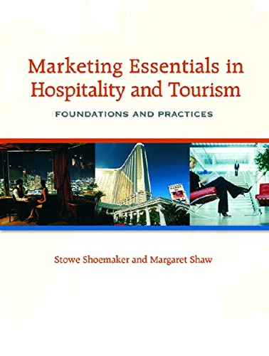 9780131708273: Marketing Essentials in Hospitality and Tourism: Foundations and Practices