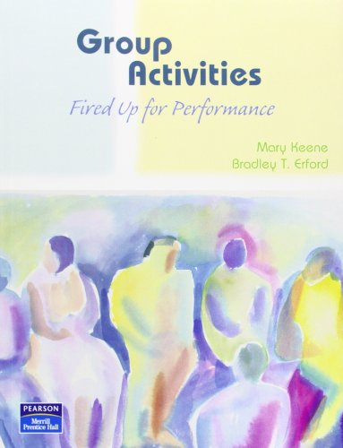 9780131709041: Group Activities: Firing Up for Performance