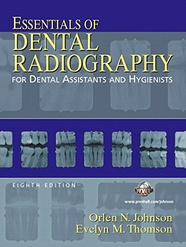 9780131710085: Essentials of Dental Radiography for Dental Assistants and Hygienists (8th Edition)