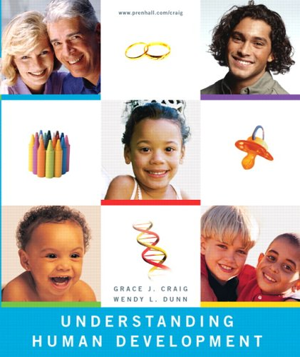 9780131710306: Understanding Human Development