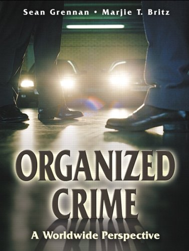 9780131710948: Organized Crime: A Worldwide Perspective