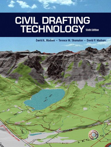 9780131711990: Civil Drafting Technology (6th Edition)