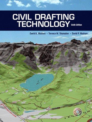 9780131711990: Civil Drafting Technology (6th Edition)