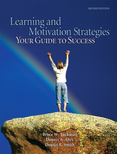 9780131712027: Learning and Motivation Strategies: Your Guide to Success (2nd Edition)