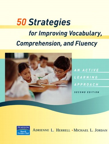 9780131712058: 50 Strategies for Improving Vocabulary, Comprehension and Fluency (2nd Edition)