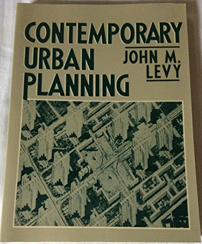 9780131712164: Contemporary Urban Planning