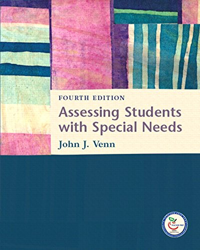 9780131712966: Assessing Students with Special Needs (4th Edition)