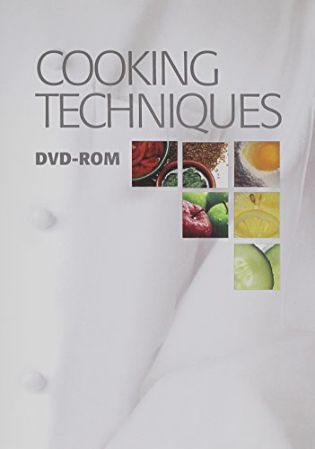 Cooking Techniques DVD Format: DvdRom: Labensky, Sarah R.