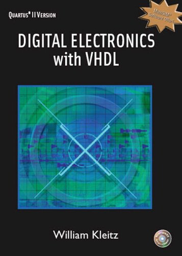 9780131714908: Digital Electronics with VHDL (Quartus II Version)