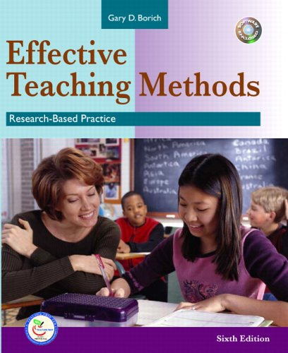 9780131714960: Effective Teaching Methods: Research Based Practice (6th Edition)