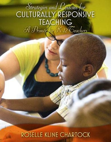9780131715080: Strategies and Lessons for Culturally Responsive Teaching: A Primer for K-12 Teachers