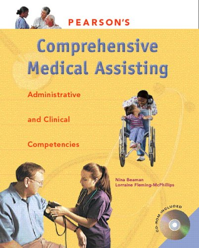 9780131715776: Pearson's Comprehensive Medical Assisting