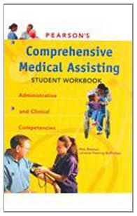 9780131715783: Pearson's Comprehensive Medical Assisting Student Workbook