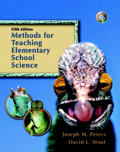 Methods for Teaching Elementary School Science (5th: Joseph M. Peters,
