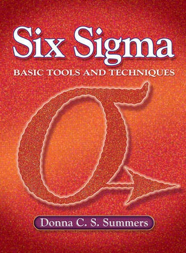 9780131716803: Six Sigma: Basic Tools and Techniques (NetEffect)