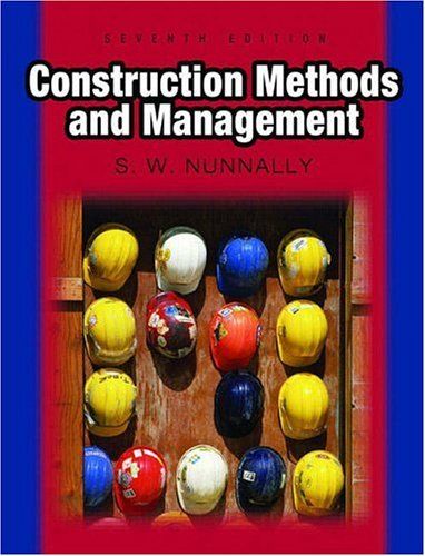 9780131716858: Construction Methods and Management