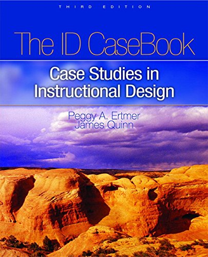 9780131717053: The I.D. CaseBook: Case Studies in Instructional Design (3rd Edition)