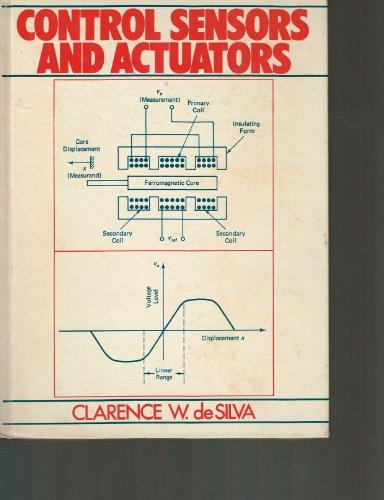 9780131717459: Control Sensors and Actuators