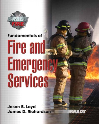 9780131718357: Fundamentals of Fire and Emergency Services with MyFireKit