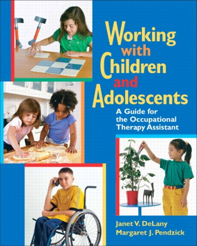 9780131719170: Pediatrics for Occupational Therapy Assistants