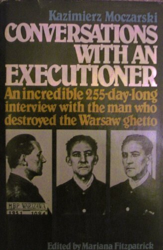 9780131719187: Conversations with an Executioner