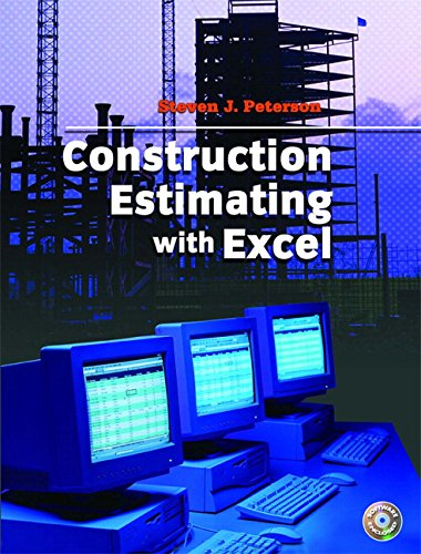 9780131719835: Construction Estimating Using Excel