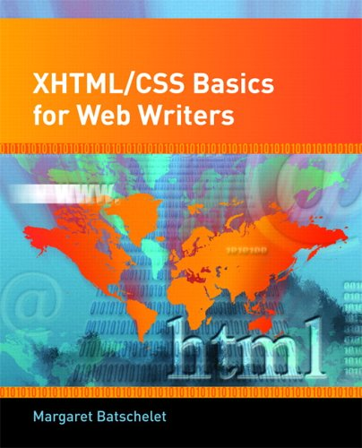 9780131720145: XHTML/CSS Basics for Web Writers
