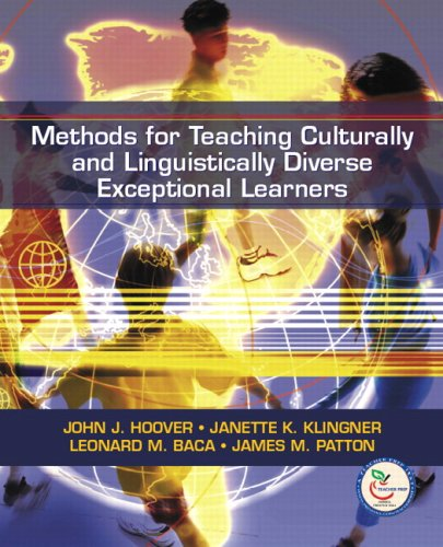 9780131720237: Methods for Teaching Culturally and Linguistically Diverse Exceptional Learners