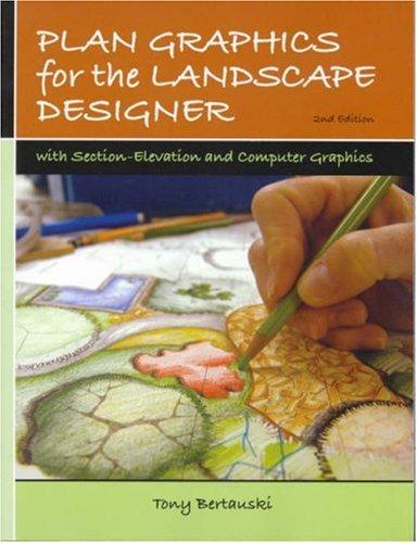 9780131720633: Plan Graphics for the Landscape Designer