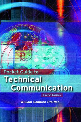 9780131721050: Pocket Guide to Technical Communication (4th Edition)