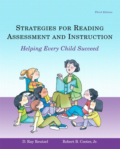 9780131721456: Strategies for Reading Assessment and Instruction: Helping Every Child Succeed (3rd Edition)