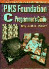 9780131723399: Piks Foundation: A C Programmer's Guide