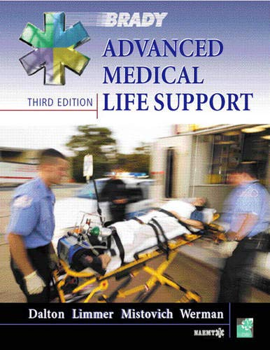 9780131723405: Advanced Medical Life Support: a Practical Approach to Adult Medical Emergencies