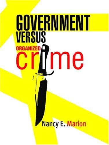 9780131724068: Government Versus Organized Crime