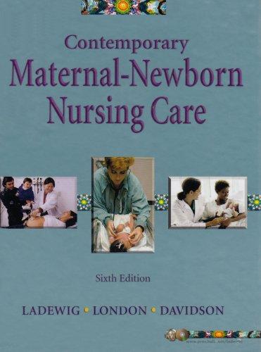 9780131724303: Contemp Maternal Newborn&wrkbk&clin Hdbk Pk