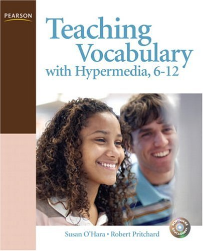 9780131724440: Teaching Vocabulary with Hypermedia, 6-12