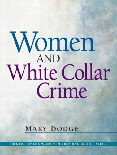 9780131725164: Women and White Collar Crime