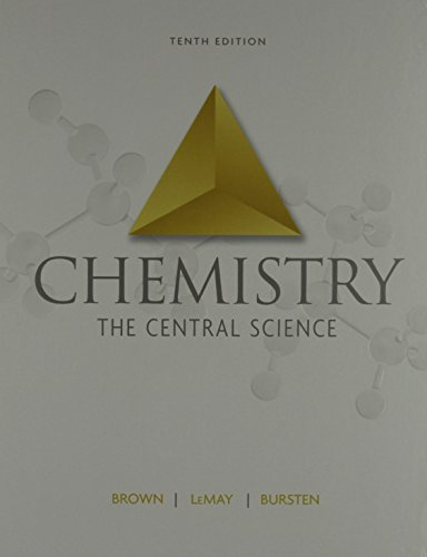 9780131725485: Chemistry: The Central Science