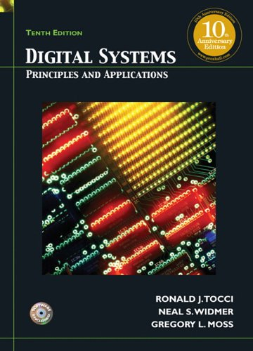 9780131725799: Digital Systems: Principles and Applications (10th Edition)
